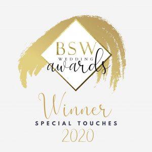 bsw wedding awards